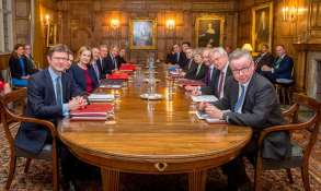 Chequers meeting