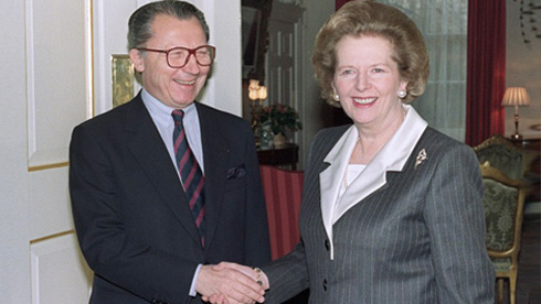 thatcher-Delors