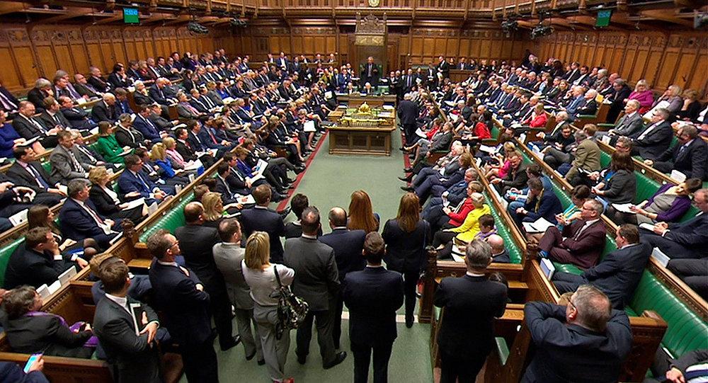 Commons Vote