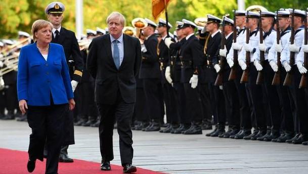 Merkel Johnson