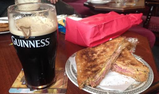 pint and ham