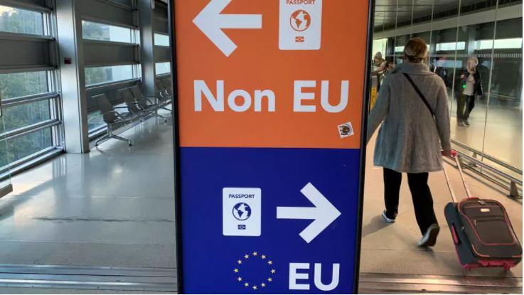 EU non EU